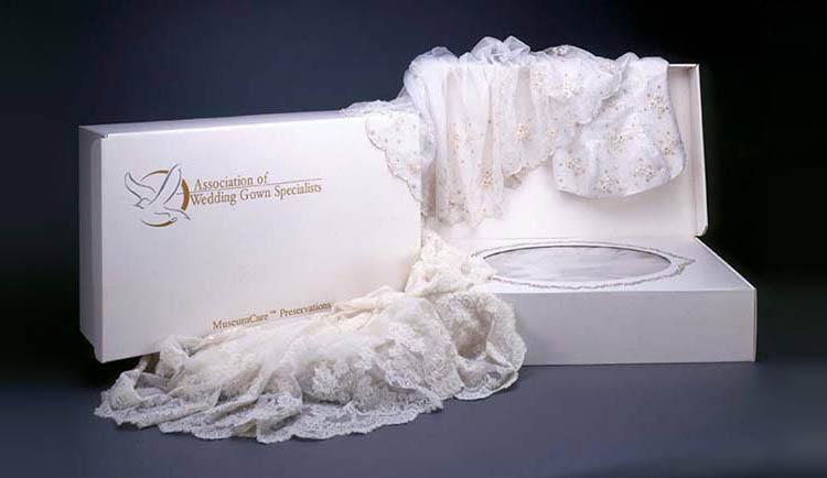 Wedding gown preservation in Arkansas Argown